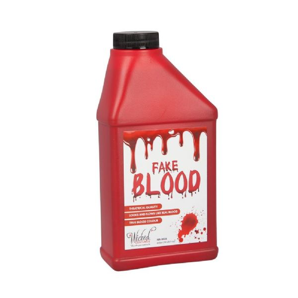 Fake Blood - Wicked GIANT16oz Accessory Halloween SFX Fancy Dress